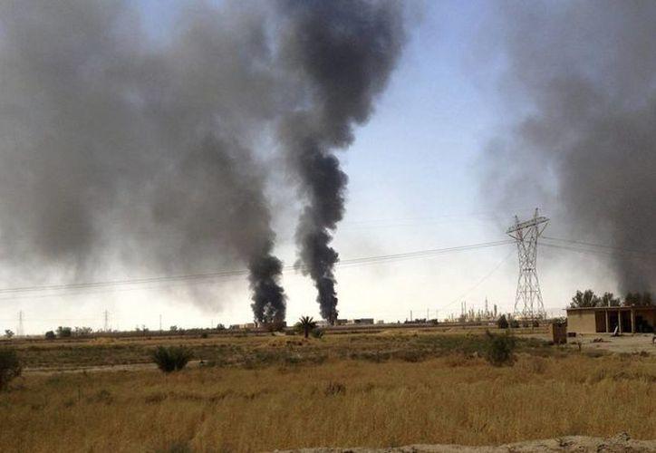 Estos ataques ocurrieron mientras el ejército iraquí sigue luchando contra el grupo Estado Islámico de Irak y el Levante en el norte de Irak. (Archivo/EFE)