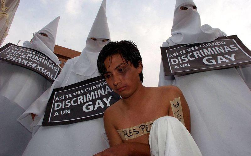 animadversion hacia los gays