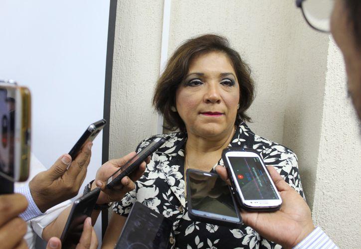 Rosaura Villanueva Arzápalo dijo que las órdenes de aprehensión aún no han sido cumplidas. (Redacción/SIPSE)