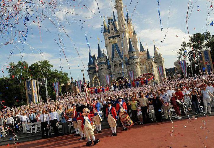 Los parques de Walt Disney World pudieron ser blanco de un atentado por parte de Omar Mateen, autor de la matanza en una discoteca gay en Orlando. (EFE)