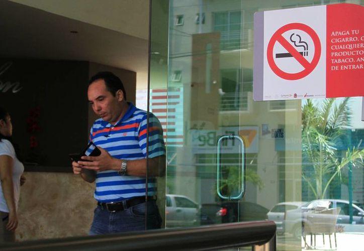 Por violentar la normatividad establecida, pueden aplicarse multas superiores a los 200 mil pesos. (Ángel Castilla/SIPSE)
