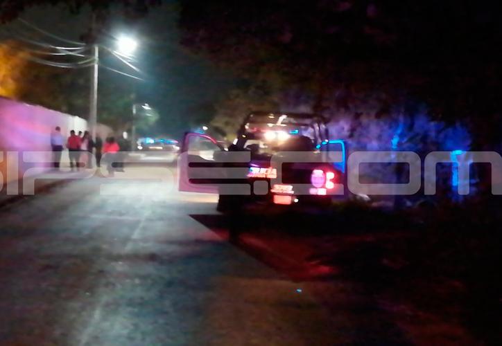 El menor fue trasladado de emergencia al Hospital General de Cancún. (Redacción/SIPSE)