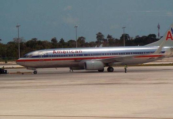 Los vuelos de American Airlines operará en diferentes aeropuertos internacionales los días sábados. (Contexto/Internet)