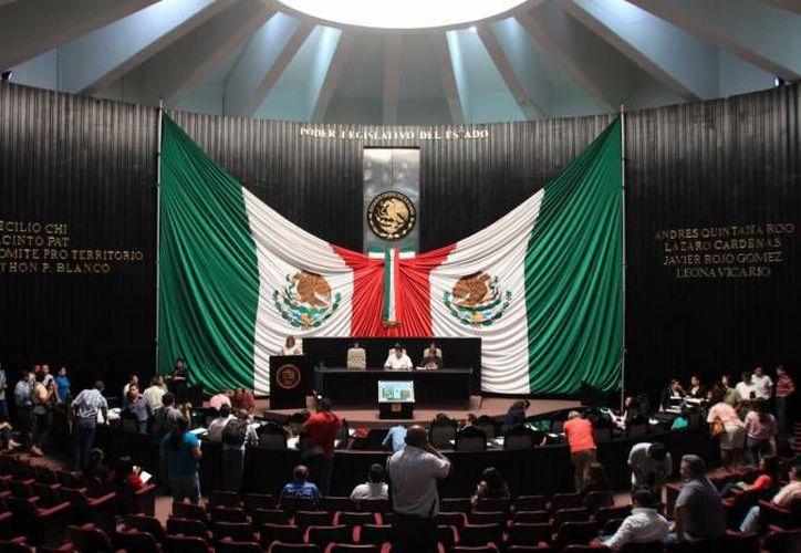 El diputado Jorge Aguilar Osorio aseguró que la Agenda Legislativa muestra la pluralidad de las corrientes representadas en el Congreso del Estado. (Archivo/SIPSE)
