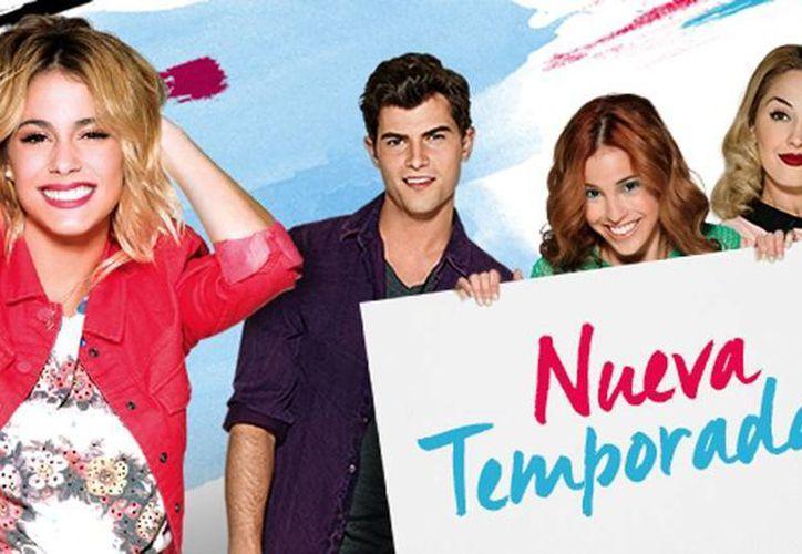 Disney Channel promete que este nuevo periodo de 'Violeta' habrá mucha música, romance, enredos y el humor de sus protagonistas. (Facebook/Violetta)