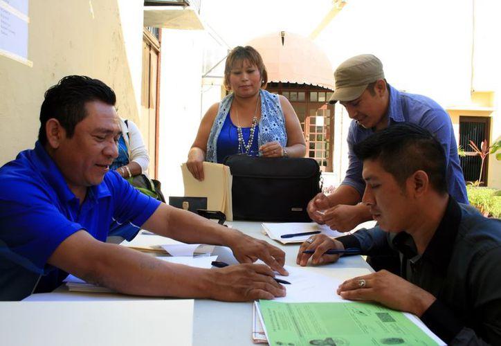 La inscripción de aspirantes a comisarios de Mérida se realiza a buen ritmo. (SIPSE)