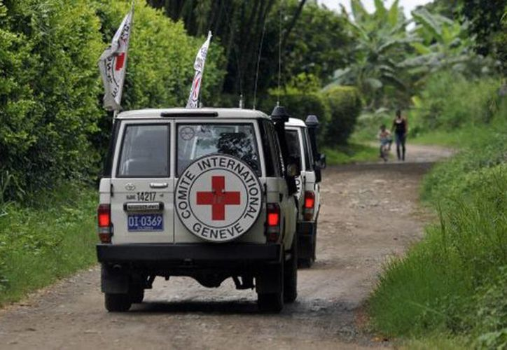 Llegó hoy la Cruz Roja a Pyongyang, en la primera misión en 21 años de esa entidad a Corea del Norte. (Internet)