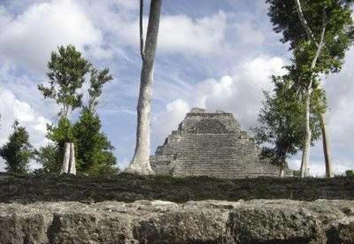 Un experto propone crear un circuito arqueológico en la zona sur de Q. Roo para promover el turismo en la región. (Eddy Bonilla/SIPSE)