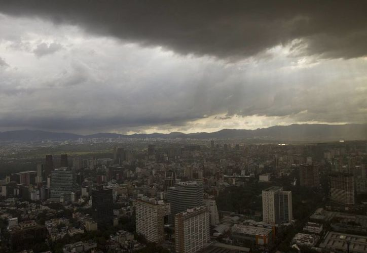 Para la Mesa Central del país se esperan lluvias intensas por la noche. (Notimex/Archivo)