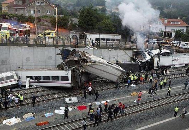 En el accidente perdieron la vida 79 personas. (abc.es)