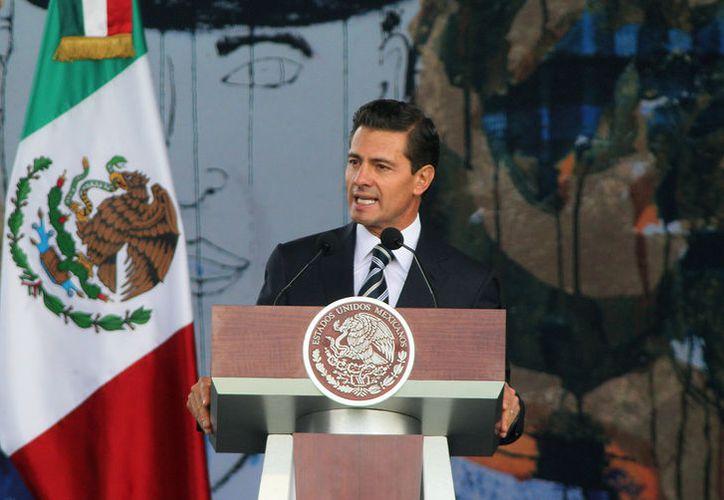El presidente de México calificó al país de ser 'fuerte, confiable y estable. (Foto: Contexto/Internet).