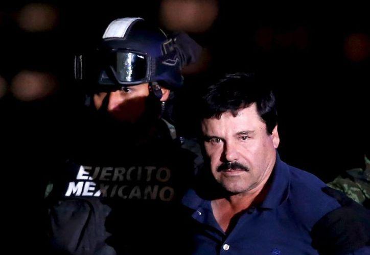 El Chapo ha sido capturado en dos ocasiones por las Fuerzas Armadas. (Archivo/Agencias)