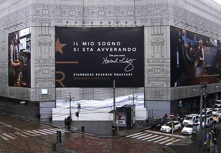 """La cadena afirmó que no llegaría a Italia """"a enseñarle a la gente sobre el café. Aquí es donde nació el café"""". (Internet)"""
