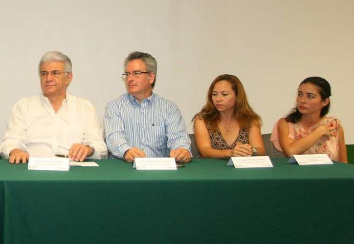 Ayer inició en Mérida la Segunda Semana de Comercio Exterior. (Milenio Novedades)