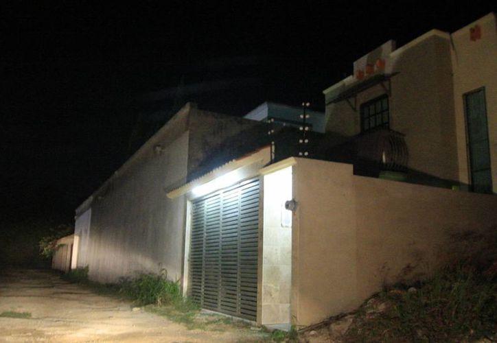 """Vecinos de la colonia capitalina """"Pacto Obrero"""", fraccionamiento de clase media, afirmaron que el capo de la droga tenía una residencia en el lugar. (Redacción/SIPSE)"""