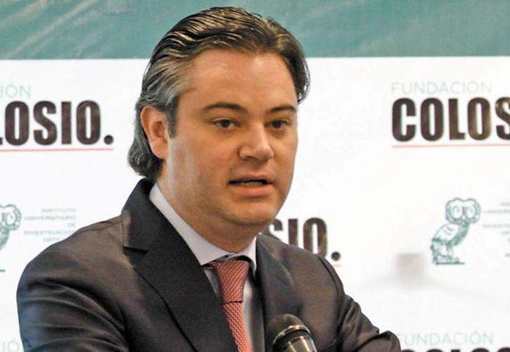 Aurelio Nuño dijo que en un periodo máximo de dos años estará en funcionamiento el mando único de la policía municipal. (impacto.mx/Foto de archivo)