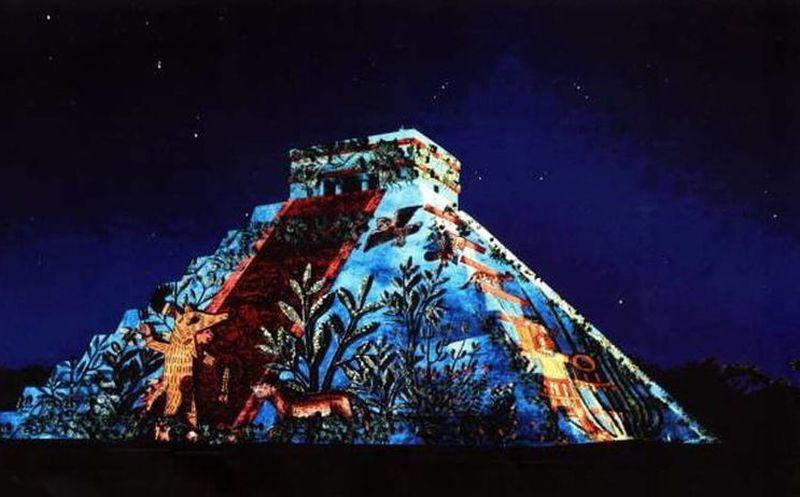 Yucat n asistentes de noches de kukulc n en riesgo por for Novedades del espectaculo