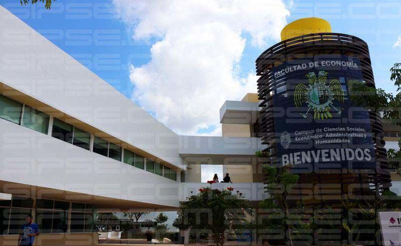 La Uady opera este año con un presupuesto anual de dos mil millones 331 mil 421 pesos. (Redacción/SIPSE)