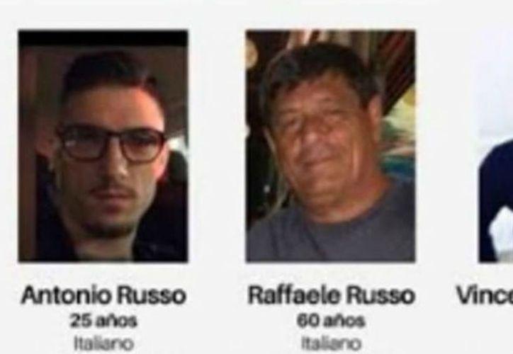 El primero en desaparecer fue Rafaelle Russo. (Proceso)
