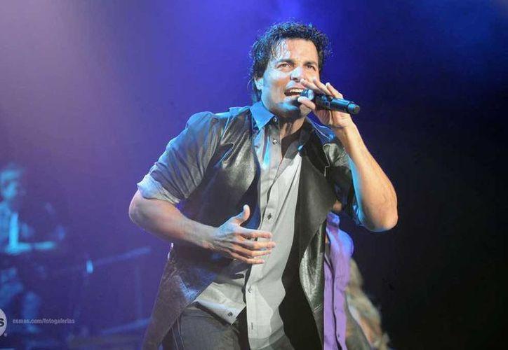 El concierto de Chayanne en Cancún tendrá más de dos horas de duración. (Contexto/Internet)