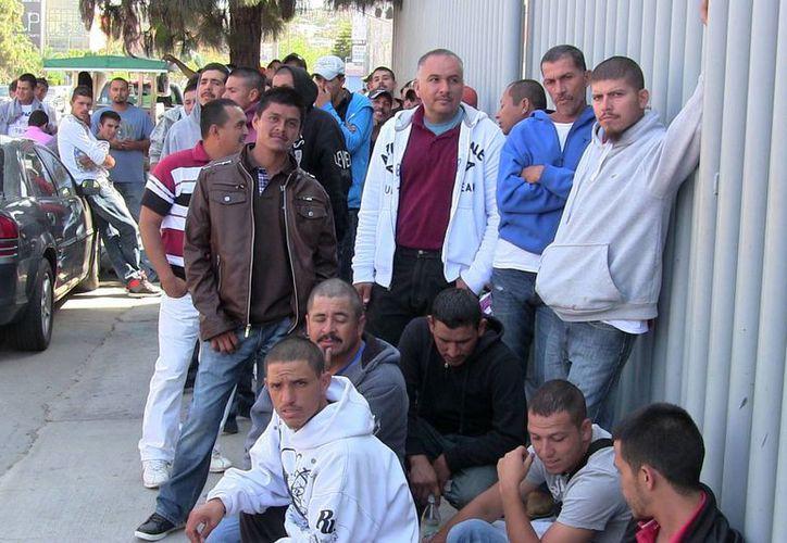La liberación de los migrantes secuestrados se logró gracias a una denuncia ciudadana. (Notimex)