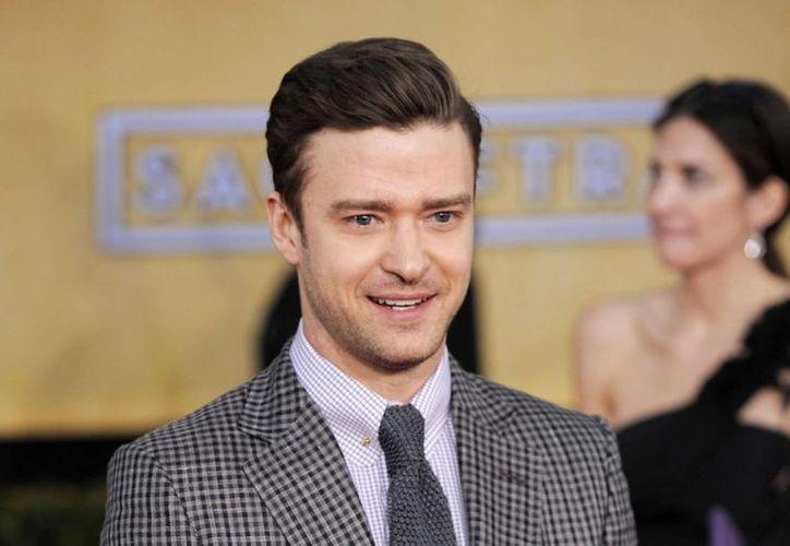 Justin Timberlake ganador de seis Grammy en su carrera. (Agencias)