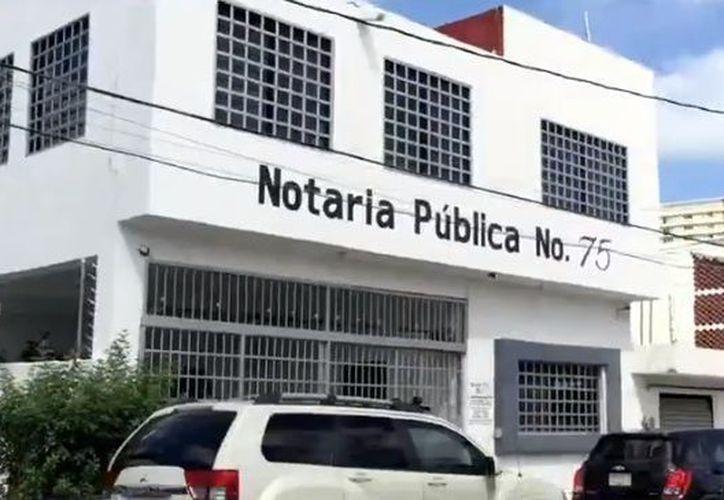 Una comerciante de la ciudad de México  fue víctima de despojo. (Noticieros televisa)