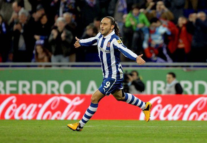 Espanyol logró su segunda victoria en la era Aguirre. (Foto: EFE)