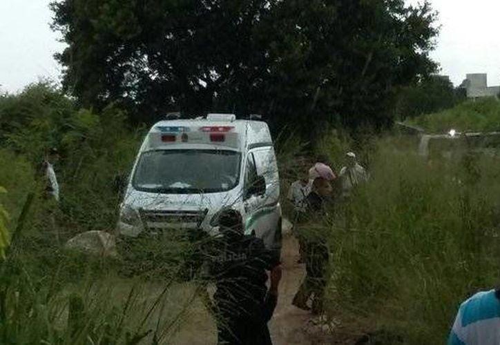 El cuerpo de la estudiante fue hallado en un área verde. (Redacción/SIPSE)