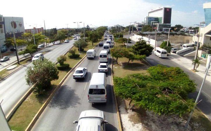 El recorrido iniciará desde la Plaza de Toros, con dirección al centro y terminará en el Aeropuerto Internacional de Cancún. (Eric Galindo/SIPSE)