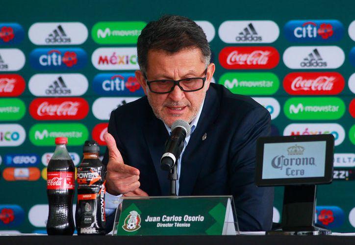Juan Carlos Osorio consideró lamentable que el partido no tenga el nivel que se esperaba. (Jammedia)