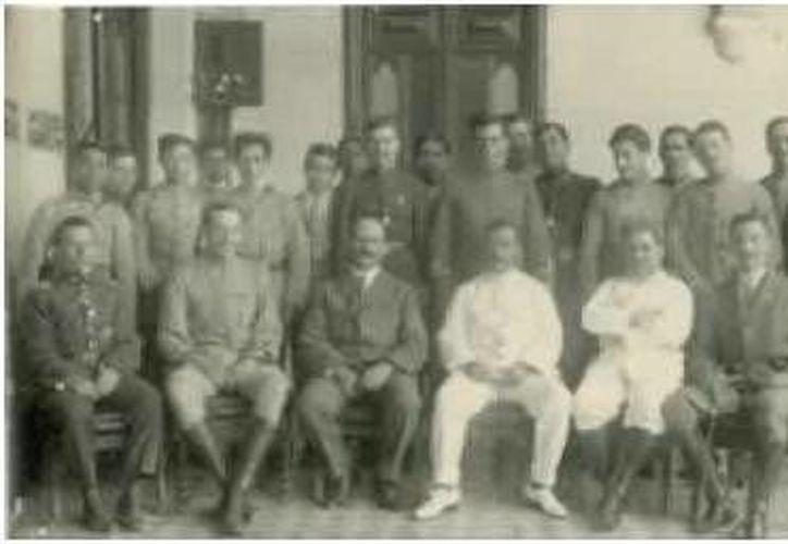 Salvador Alvarado se rodeó de muchos extranjeros durante su gobierno del Yucatán. (Sergio Grosjean/SIPSE)