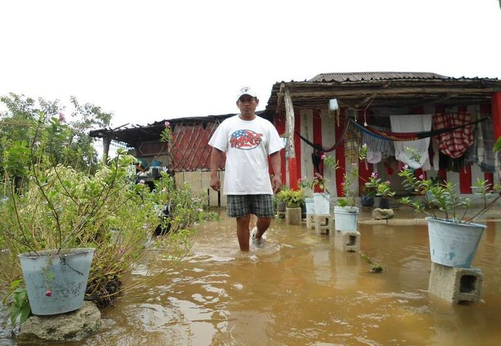 En la declatoria de desastre el Fonden se compromete a cubrir totalmente los costos de reconstrucción. (Redacción/SIPSE)