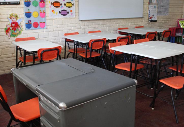 Por un posible sismo, escuelas del municipio de Tumbalá suspendieron clase. (Foto: Contexto)