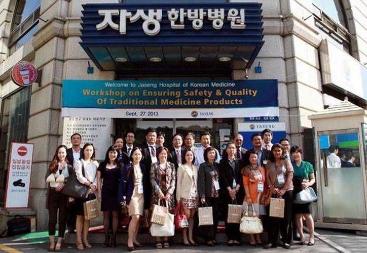 El Hospital Jaseng de Medicina Oriental en Corea del Sur. (jaseng.net)