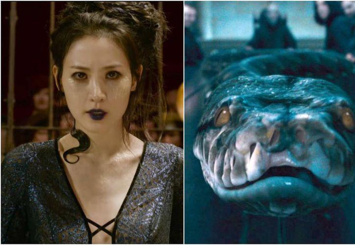 """Serpiente del """"Innombrable"""" había sido antes una hechicera. (Foto: Internet)"""