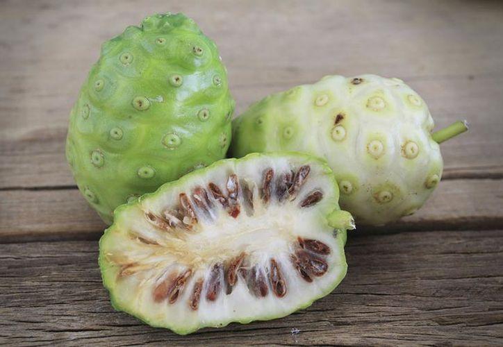 Asegúrate de comprar la fruta en su estado amarillo o blanco, en este punto es cuando está madura.  (Internet/Contexto)