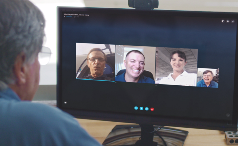 A mediados de junio, Skype también registró fallos de funcionamiento. (Contexto)