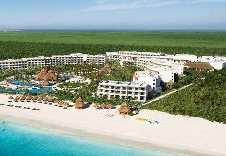 El Hotel Secrets Maroma Beach Riviera Cancún recibió una vez más la categoría cinco diamantes. (Cortesía)