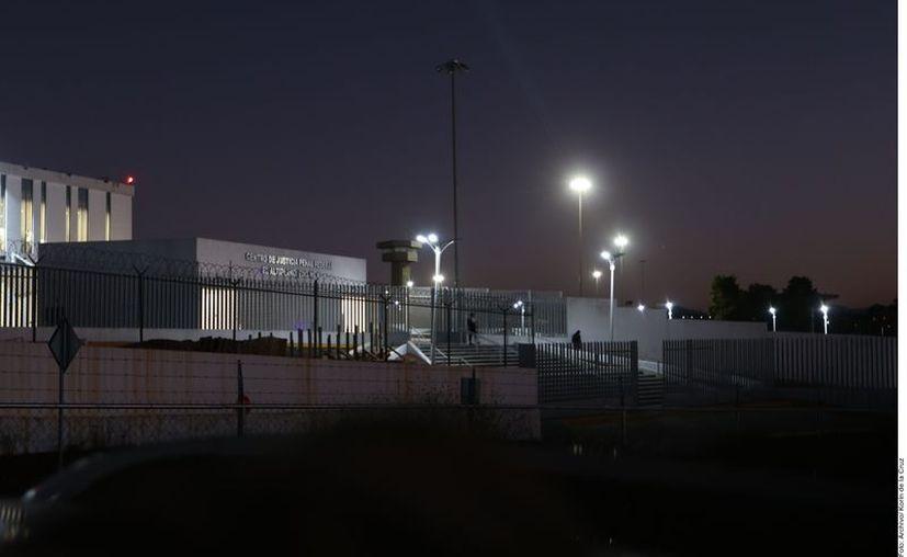 Joaquín Guzmán Loera escapó por segunda vez del Penal del Altiplano la noche del 11 de julio de 2015. (Agencia Reforma)