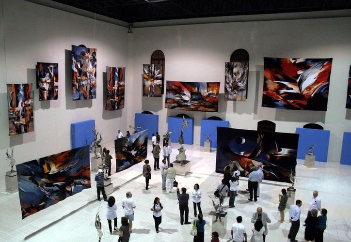 Este año, el MACAY seguirá realizando esfuerzos para que el público disfrute obras artísticas de calidad. (SIPSE)