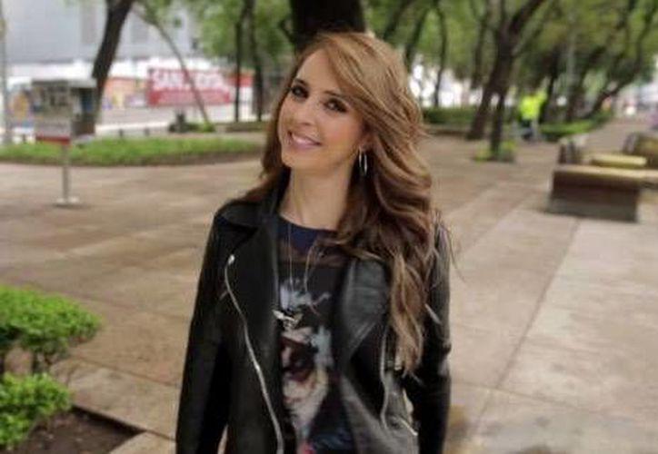 Iran Castillo se encuentra participando en telenovela 'El Bienamado', la cual es transmitida por el canal de las estrellas.(Foto tomada de Facebook/Iran Castillo)