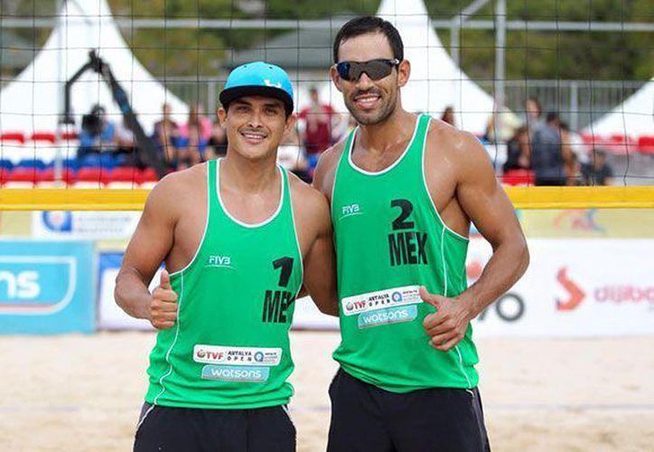 Los olímpicos de Río 2016, Juan Virgen y Lombardo Ontiveros. (eldiezdeportes.com)