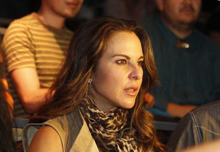Kate del Castillo, quien es una actriz reconocida en EU por sus trabajos en series como 'La reina del sur', no participó en la promoción de 'No good deed'. (Archivo Notimex)