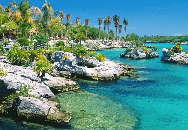 Por ocho años la Riviera Maya ha sido seleccionada como el mejor destino de vacaciones en México. (Internet)