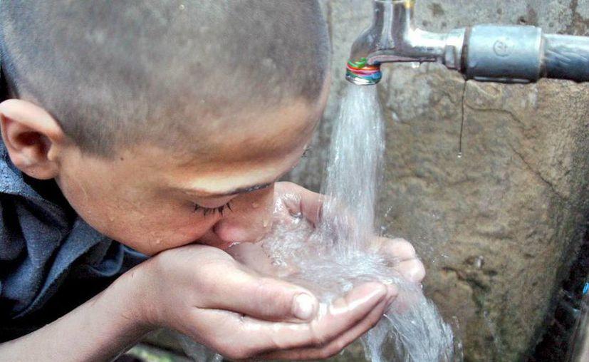 Nicaragua recibe millonario crédito para mejorar sus sistemas e infraestructura de agua potable. (EFE/Archivo)