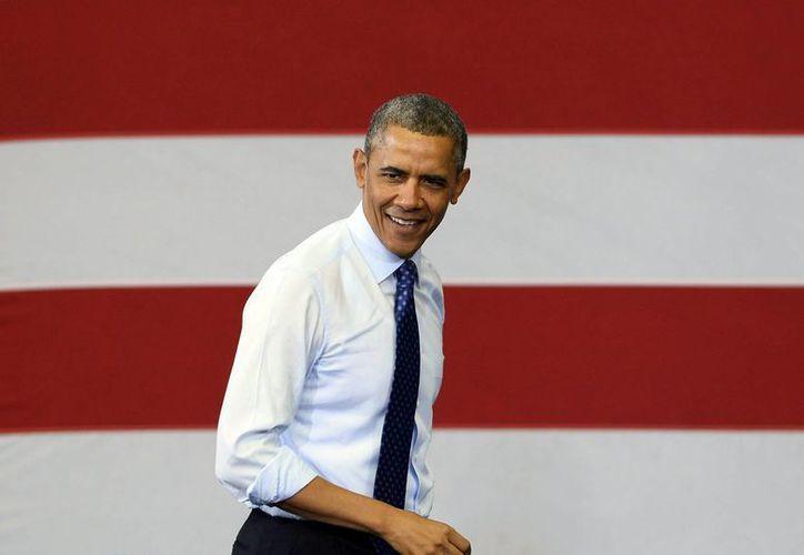 Desde que llegó al poder, el presidente conmemora anualmente el mes del orgullo gay. (EFE)