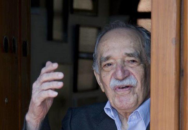 Después del Premio Nobel de Literatura, García Márquez, vivió como una celebridad trashumante y casi invisible entre la Ciudad de México, Cuernavaca, Barcelona, Bogotá y Cartagena, en Colombia. (AP)