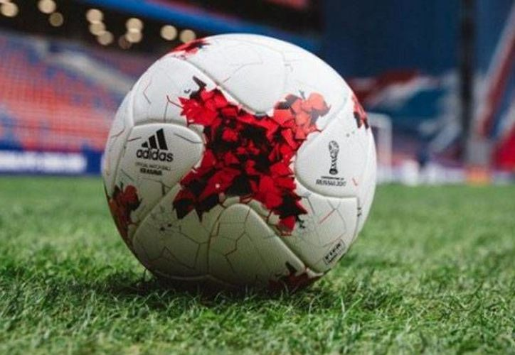 El nombre del balón hace referencia a un término coloquial que usan los aficionados rusos para referirse a jugadores que han hecho algo excepcional.(Foto tomada de Twitter/@AdidasMX)