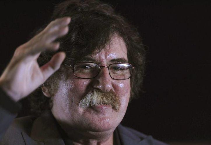 El músico argentino fue hospitalizado el pasado 22 de este mes tras presentar un cuadro muy fuerte de fiebre. (EFE/Archivo)